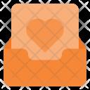 Love Inbox Favorite Icon
