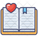 Favorite Lessons Reading Education Icon