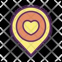 Mfav Pin Location Favorite Location Favorite Navigation Icon