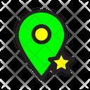 Locaton Time Email Icon