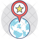 Favorite Place Location Icon