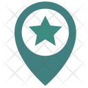 Favorite Star Point Icon