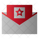 Mail Star Favorite Icon