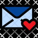 Favorite Mail Like Mail Like Icon