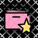 Favorite Package Favorite Box Box Icon