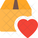 Favorite Parcel Icon