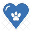 Favorite Love Animal Icon