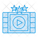 Playlist Video Rating Icon