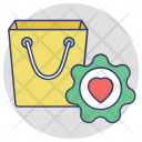 Favorite Product Shopping Icon