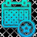 Favorite Schedule Icon