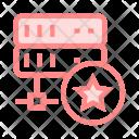 Favorite Datacenter Database Icon
