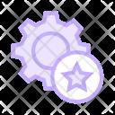 Favorite Star Option Icon