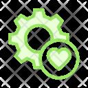 Favorite Gear Option Icon