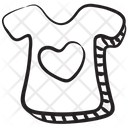 Favorite Shirt Attire Dress Icon