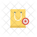 Bag Shopping Badge Icon
