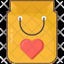 Love Shopping Favorite Shopping Shopping Bag Icon