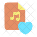 Favorite Song File Icon