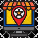 Favorite Store Icon