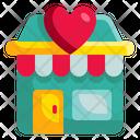 Favorite Store Love Store Icon