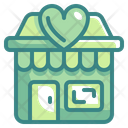 Love Store Like Icon