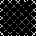 Web Design Engine Icon