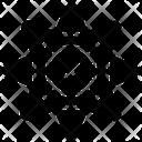 Favourite Star Symbol Verified Icon