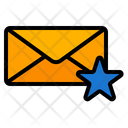 Favourite Favorite Email Icon