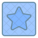 Favourite Star Rating Icon