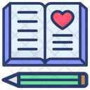 Favourite Book Best Book Favourite Novel Icon