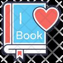 Favourite Book Novel Journal Icon