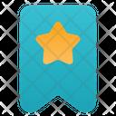 Favourite Bookmark Star Bookmark Bookmark Icon
