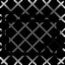 Favourite Folder Data Icon