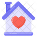 Favourite Home Icon
