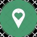 Favourite Location Icon