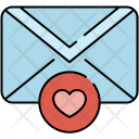 Favourite Message Mail Icon