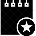 Paper Piece Star Icon