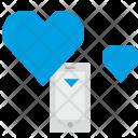 Favourite Phone Icon