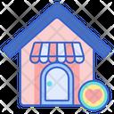 Favourite Store Store Favorite Market Icon