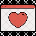 Favourite Window Website Icon