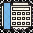 Fax Landline Receipt Icon