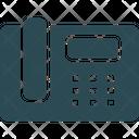 Fax Fax Machine Landline Icon