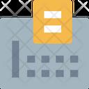 Fax Fax Machine Icon