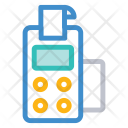 Fax Payment Machine Icon