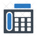 Fax Landline Telephone Icon