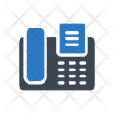 Fax Landline Telephone Icon