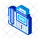 Fax Computer Phone Icon