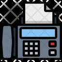 Document Equipment Paper Icon