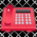 Fax Machine Fax Facsimile Icon