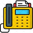 Fax Business Office Icon