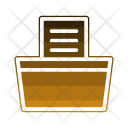 Fax Social Messaging Icon